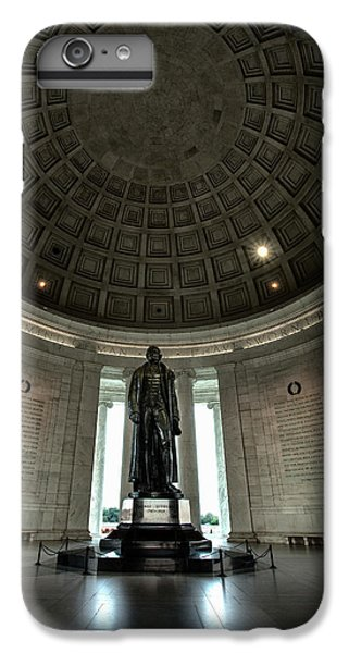 Memorial To Thomas Jefferson IPhone 7 Plus Case