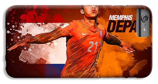 Memphis Depay IPhone 7 Plus Case
