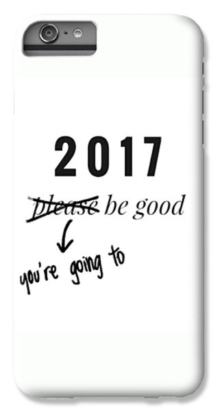 New Year IPhone 7 Plus Case