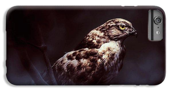 Falcon iPhone 7 Plus Case - Midnight Hawk by Jorgo Photography - Wall Art Gallery