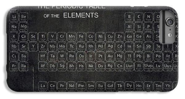 Minimalist Periodic Table IPhone 7 Plus Case by Daniel Hagerman