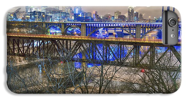 Minneapolis Bridges IPhone 7 Plus Case by Craig Voth