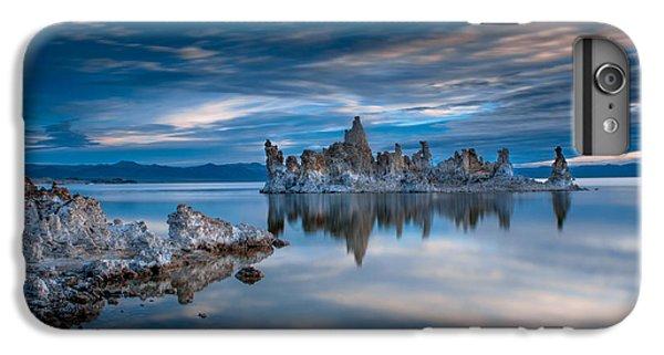 Lake iPhone 7 Plus Case - Mono Lake Tufas by Ralph Vazquez