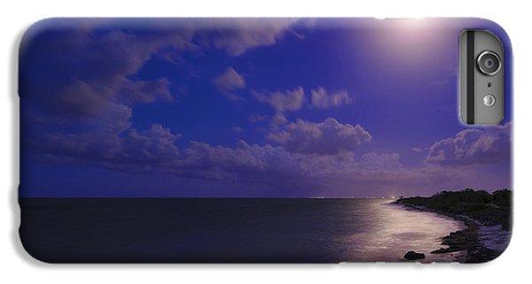 Moon iPhone 7 Plus Case - Moonlight Sonata by Chad Dutson
