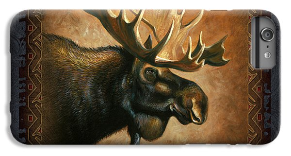 Wildlife iPhone 7 Plus Case - Moose Lodge by JQ Licensing