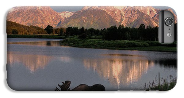 Mountain iPhone 7 Plus Case - Morning Tranquility by Sandra Bronstein