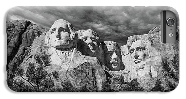 Mount Rushmore II IPhone 7 Plus Case by Tom Mc Nemar