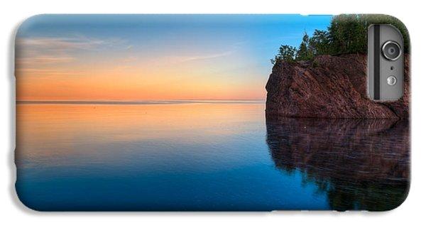 Lake Superior iPhone 7 Plus Case - Mouth Of The Baptism River Minnesota by Steve Gadomski