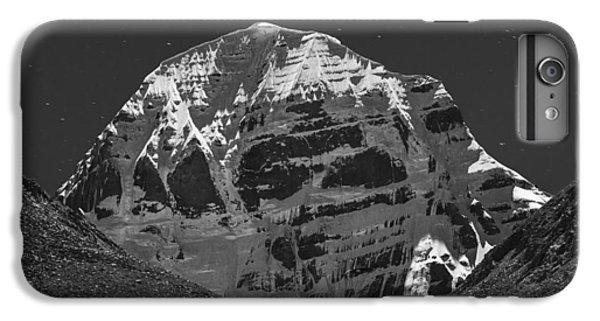 Mt. Kailash In Moonlight IPhone 7 Plus Case by Hitendra SINKAR