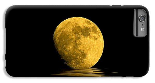 Moon iPhone 7 Plus Case - My Harvest Moon by Lynn Andrews
