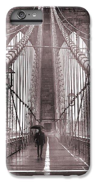 Mystery Man Of Brooklyn IPhone 7 Plus Case by Az Jackson