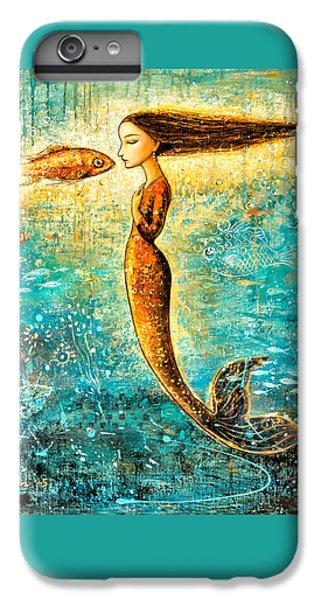 iPhone 7 Plus Case - Mystic Mermaid Iv by Shijun Munns