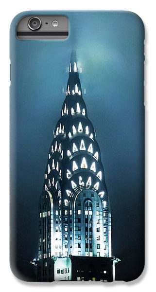 Chrysler Building iPhone 7 Plus Case - Mystical Spires by Az Jackson