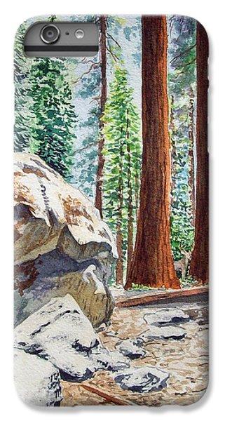 National Park Sequoia IPhone 7 Plus Case