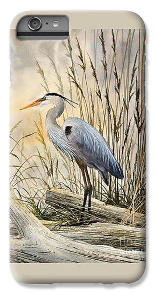 Heron iPhone 7 Plus Case - Nature's Wonder by James Williamson