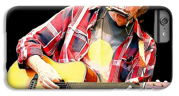 Neil Young IPhone 7 Plus Case by John Malone
