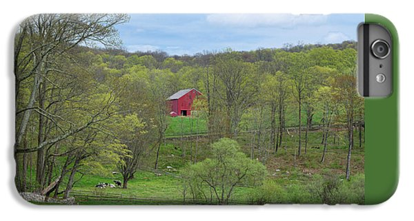 IPhone 7 Plus Case featuring the photograph New England Spring Pasture by Bill Wakeley