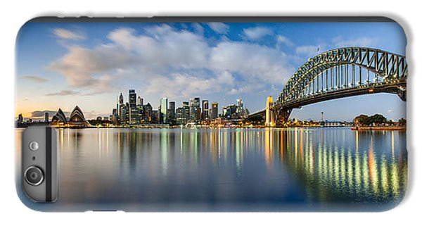 Sydney Skyline iPhone 7 Plus Case - New Year Inspirations by Az Jackson