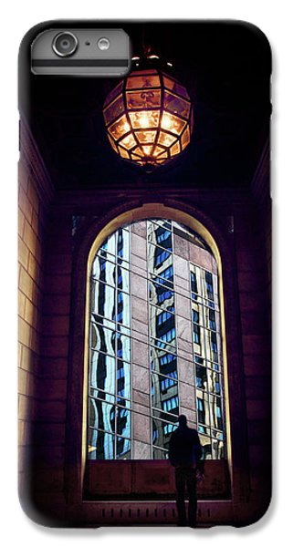 IPhone 7 Plus Case featuring the photograph New York Perspective by Jessica Jenney