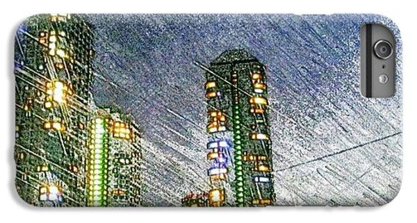 Tokyo River IPhone 7 Plus Case by Daisuke Kondo