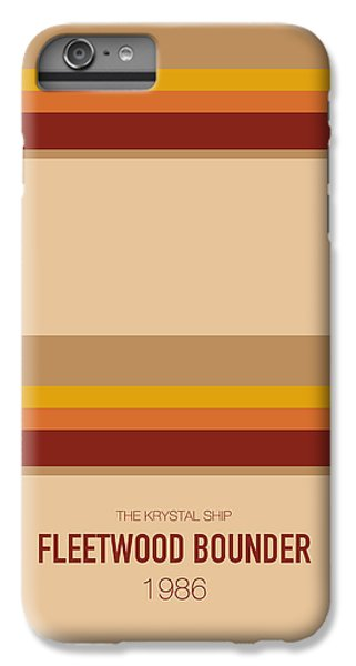 Knight iPhone 7 Plus Case - No005 My Breaking Bad Minimal Movie Car Poster by Chungkong Art