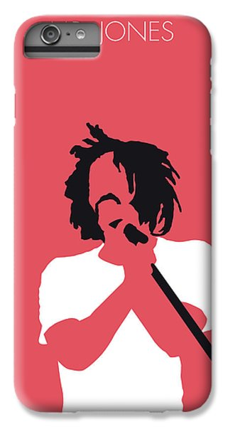 Crow iPhone 7 Plus Case - No102 My Counting Crows Minimal Music Poster by Chungkong Art