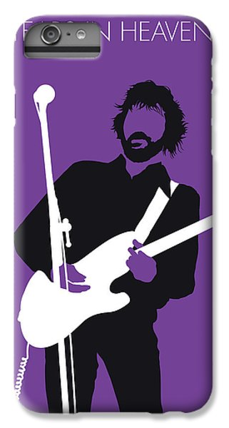 No141 My Eric Clapton Minimal Music Poster IPhone 7 Plus Case