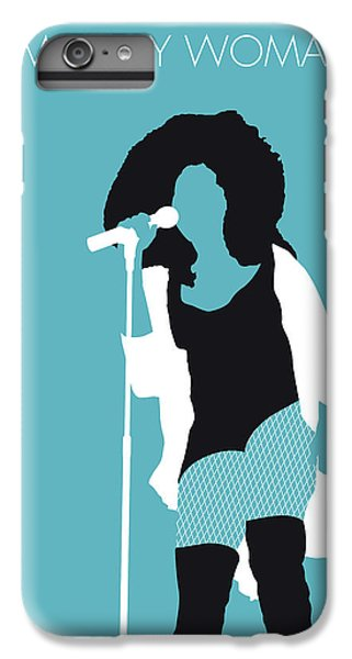 Rhythm And Blues iPhone 7 Plus Case - No155 My Chaka Khan Minimal Music Poster by Chungkong Art