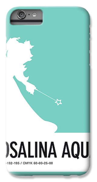 Daisy iPhone 7 Plus Case - No39 My Minimal Color Code Poster Rosalina by Chungkong Art