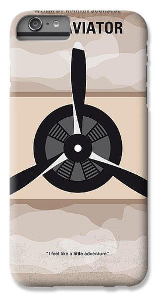 No618 My The Aviator Minimal Movie Poster IPhone 7 Plus Case