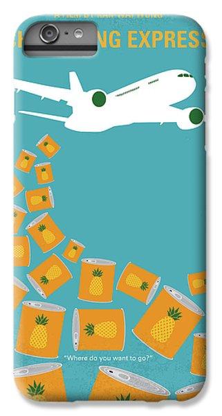 Hong Kong iPhone 7 Plus Case - No835 My Chungking Express Minimal Movie Poster by Chungkong Art