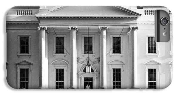 north facade from pennsylvania avenue the white house Washington DC USA IPhone 7 Plus Case