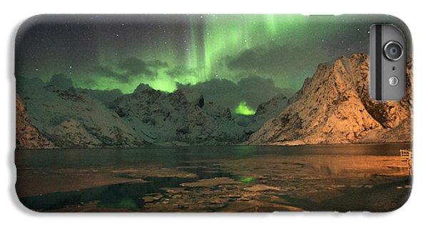Northern Light In Lofoten, Nordland 1 IPhone 7 Plus Case