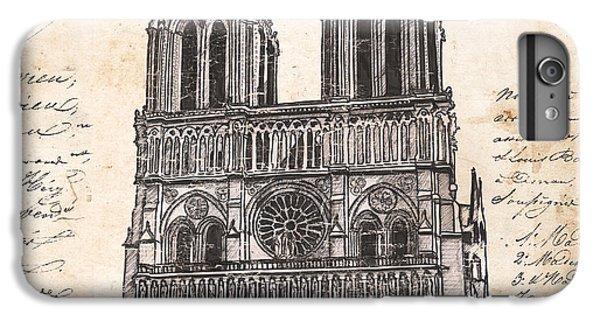 Notre Dame De Paris IPhone 7 Plus Case