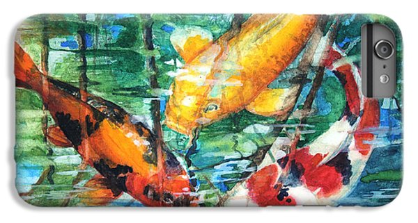 November Koi IPhone 7 Plus Case