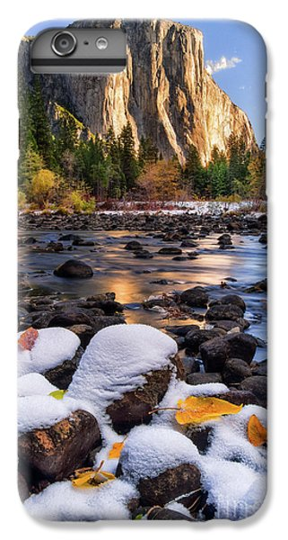 November Morning IPhone 7 Plus Case by Anthony Michael Bonafede