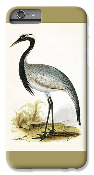 Numidian Crane IPhone 7 Plus Case