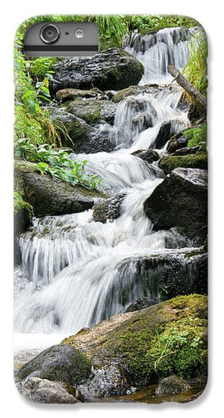 IPhone 7 Plus Case featuring the photograph Oasis Cascade by David Chandler