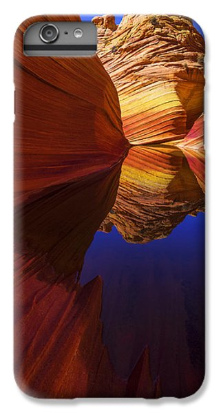 Orange iPhone 7 Plus Case - Oasis by Chad Dutson
