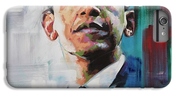 Obama IPhone 7 Plus Case by Richard Day