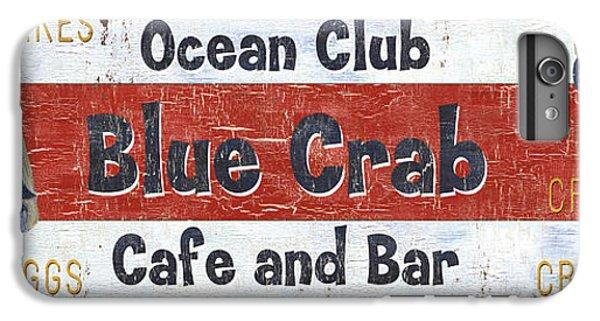 Ocean Club Cafe IPhone 7 Plus Case
