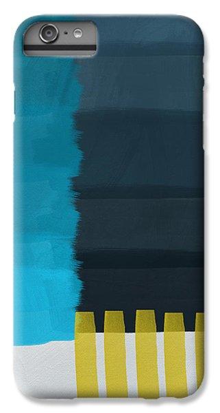 Ocean Front Walk- Art By Linda Woods IPhone 7 Plus Case