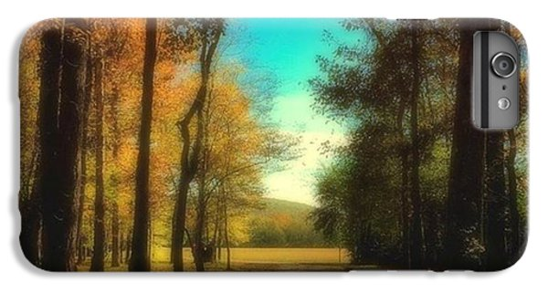 October Path IPhone 7 Plus Case by Steven Gordon