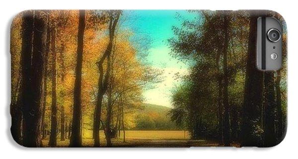 October Path IPhone 7 Plus Case by Steven Gordon