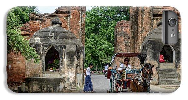 Old Bagan IPhone 7 Plus Case by Werner Padarin