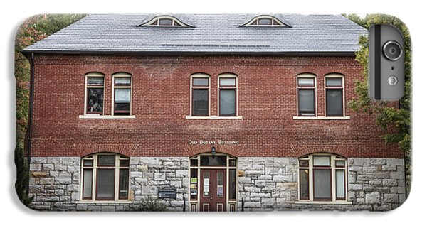 Old Botany Building Penn State  IPhone 7 Plus Case by John McGraw