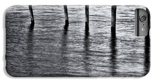 IPhone 7 Plus Case featuring the photograph Old Jetty - S by Werner Padarin