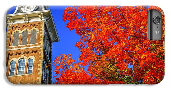 Old Main Maple IPhone 7 Plus Case by Damon Shaw