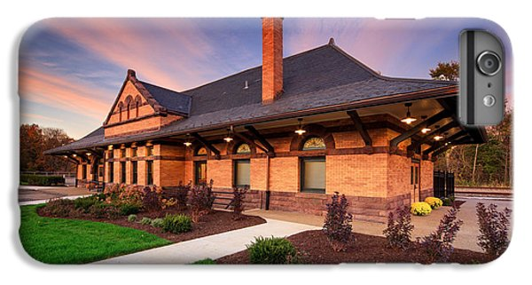 Beaver iPhone 7 Plus Case - Old Train Station by Emmanuel Panagiotakis