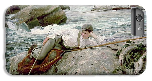 On His Holidays IPhone 7 Plus Case by John Singer Sargent